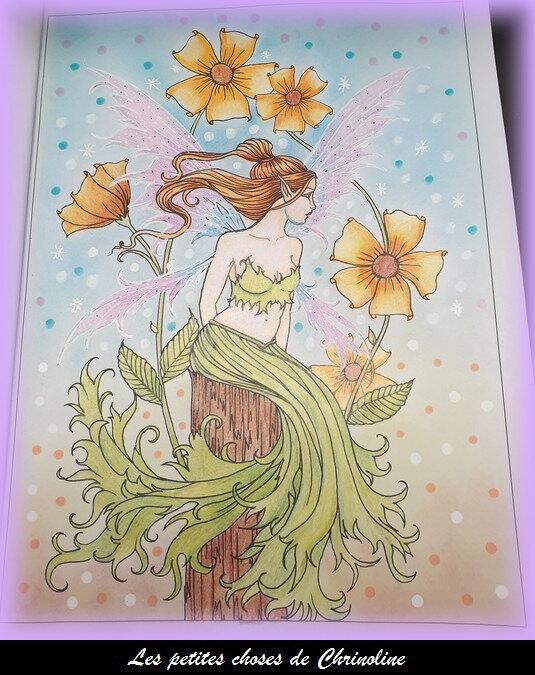 Magical fairies - Molly Harrison