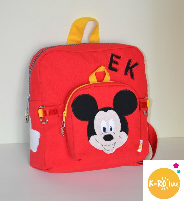 Sac à dos Mickey 1
