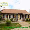 Charmant pavillon + t2 - 130 800 €