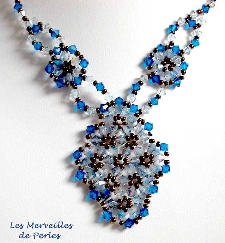 Collier Arabesque 1