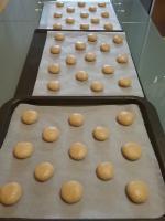 Biscuits au gingembre frais et au miel 049