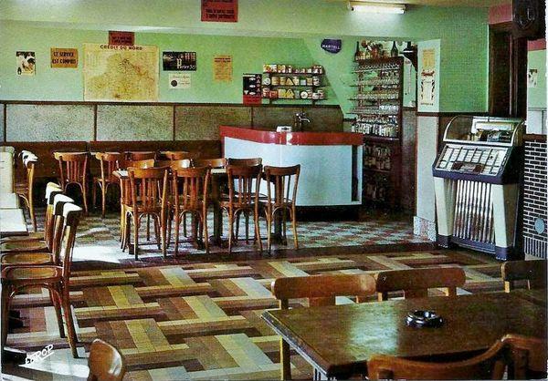 CAFE Années 60