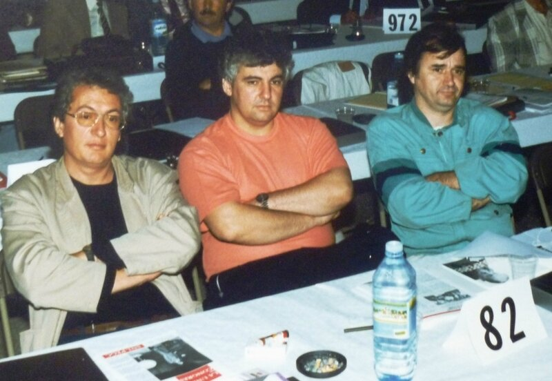 Congrès du SNI 1990