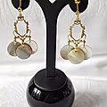 BO Sophie (doré et perle) - 15 €
