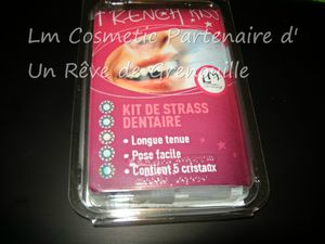 kit Strass Dentaire