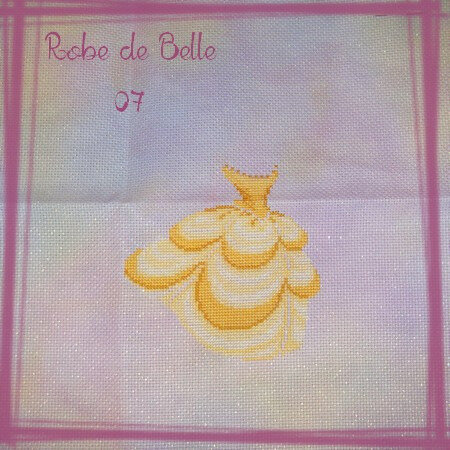 Robe de Belle 07
