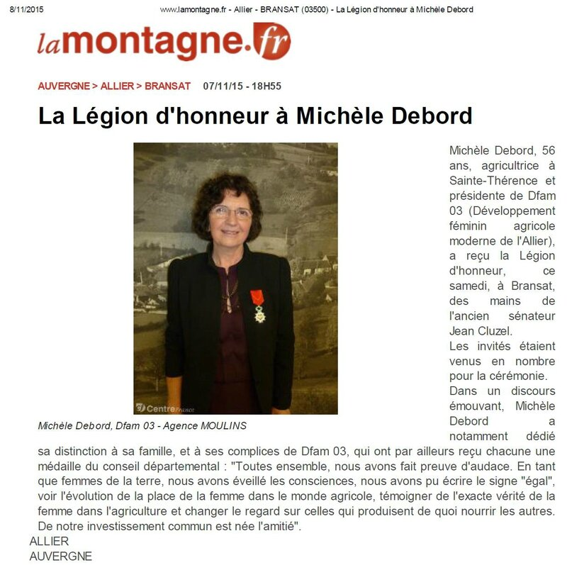 LH LA MONTAGNE