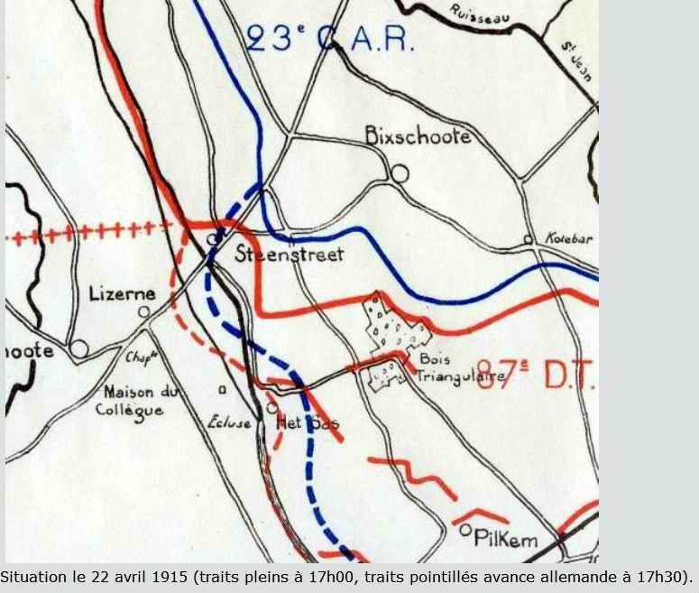 87DT avril 1915