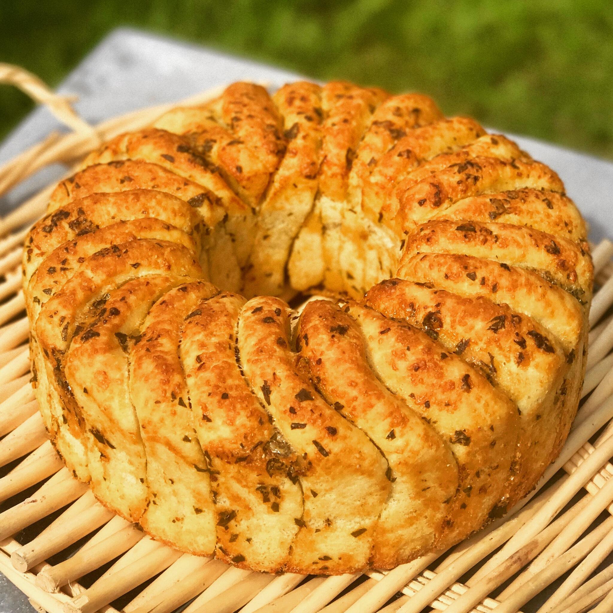 Le Garlic Bread (le pain de l'ANDPA)