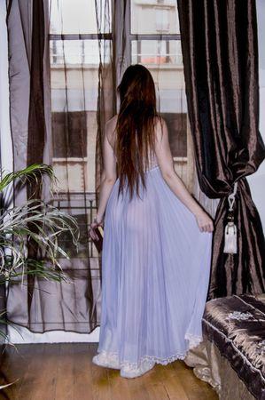 M315 - Longue chemise de nuit