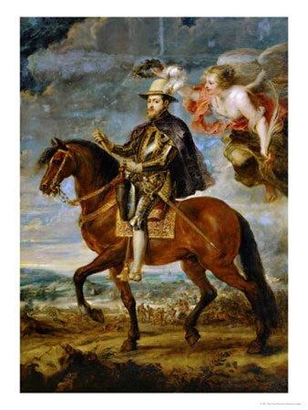 Art Car Museum >> Portait Equestre de Philippe II de Kehinde Wiley - On Michael Jackson's footsteps