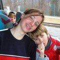 Kathleen et Senni!!!