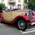 Morris eight roadster 1936