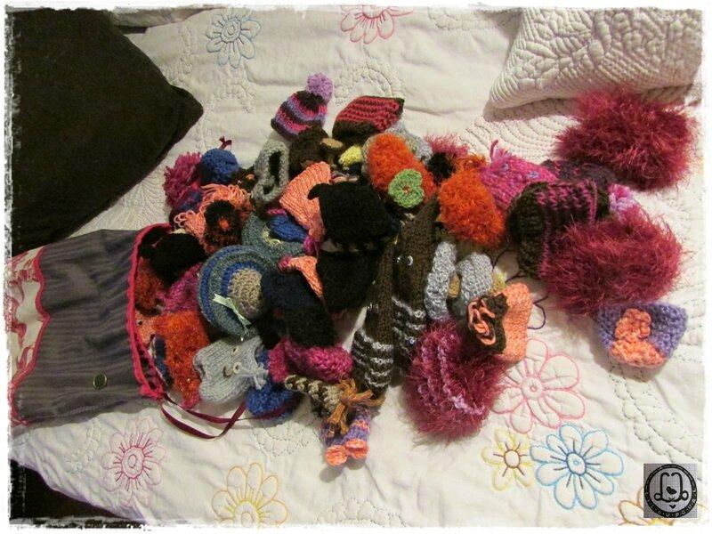 Lilou pout L-Bonnets Innocent#1