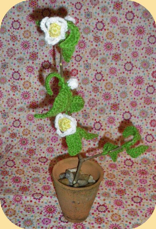 Serial Crochet 02 - Le thé