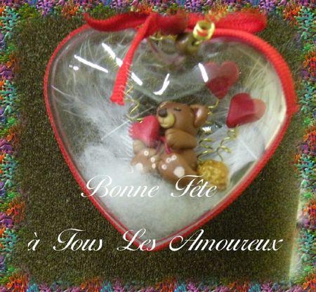 st valentin nounours coeur nathalie roger
