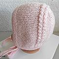 Tricot laine bb fait main, bebe tricot, layette, modele, fait main