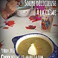 #cookeo : soupe délicieuse à la crème