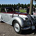 Bmw 328 cabriolet carrosserie wendler-1938