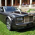 ROLLS ROYCE Phantom Series II berline 2015 Baden Baden (1)
