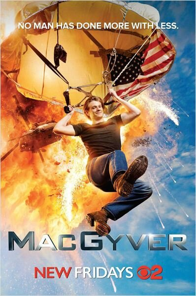 MacGyver affiche