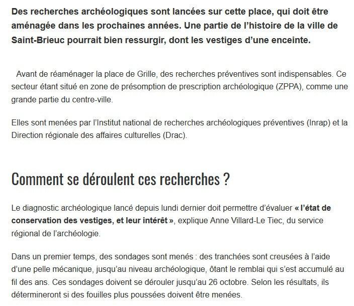 OUEST FRANCE - Enceinte fortifiée 02