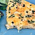 Le paradis en 15 minutes (l'omelette au fromage corse)