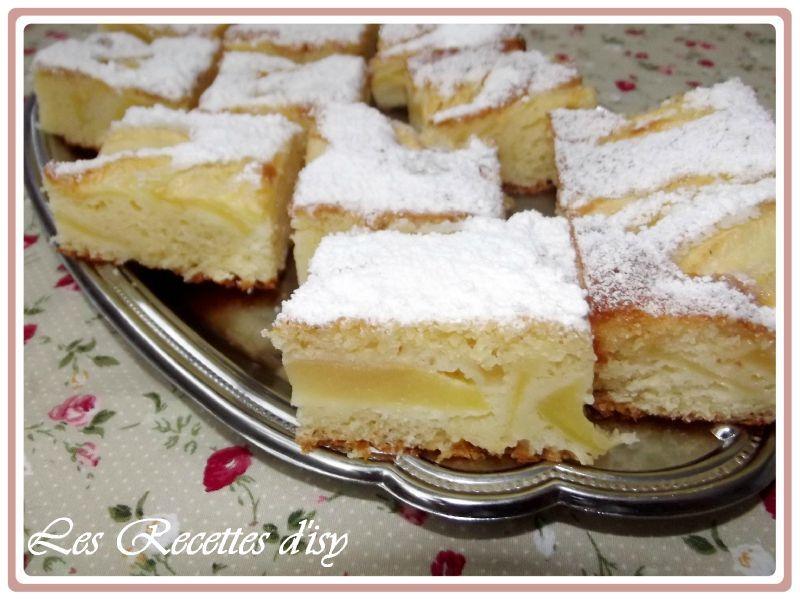 biscuit moelleux aux pommes1