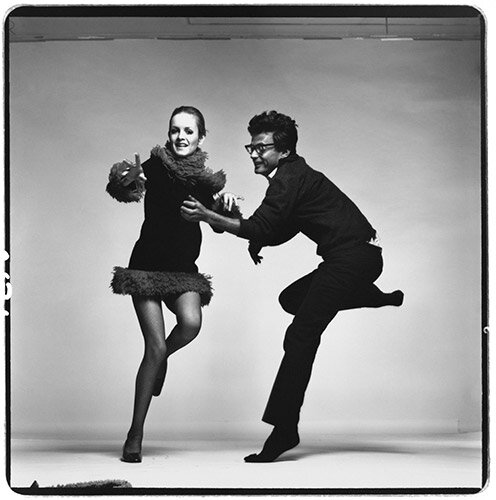 twiggy et richard