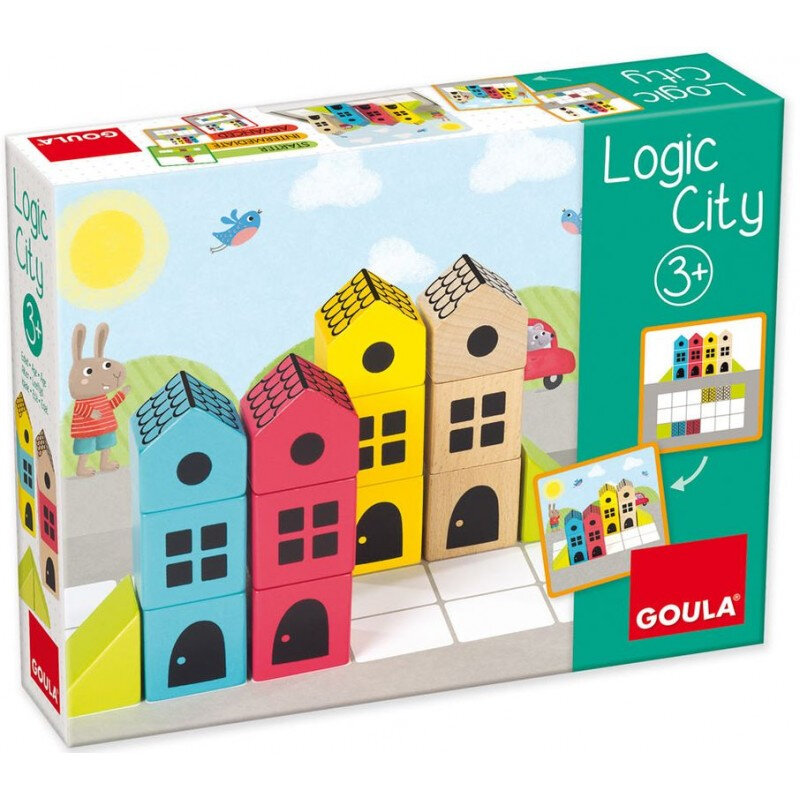 Boutique jeux de société - Pontivy - morbihan - ludis factory - Logic city