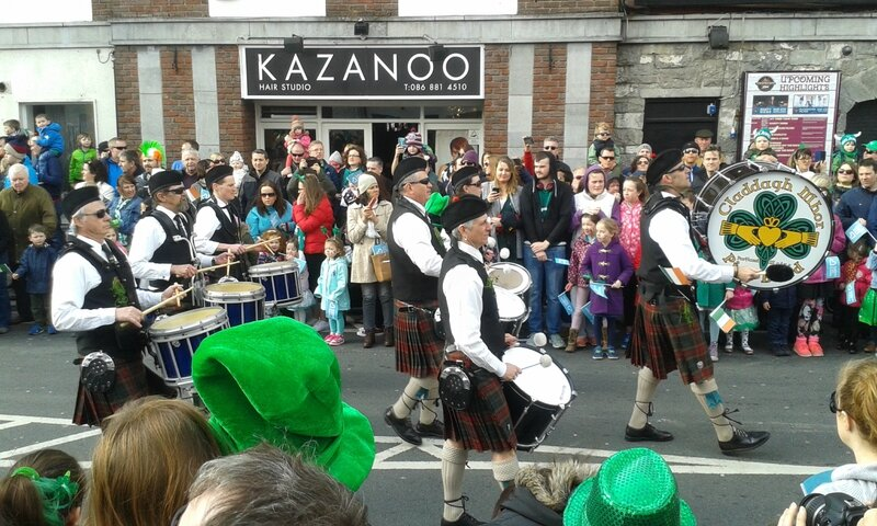Le bagad - The pipe band
