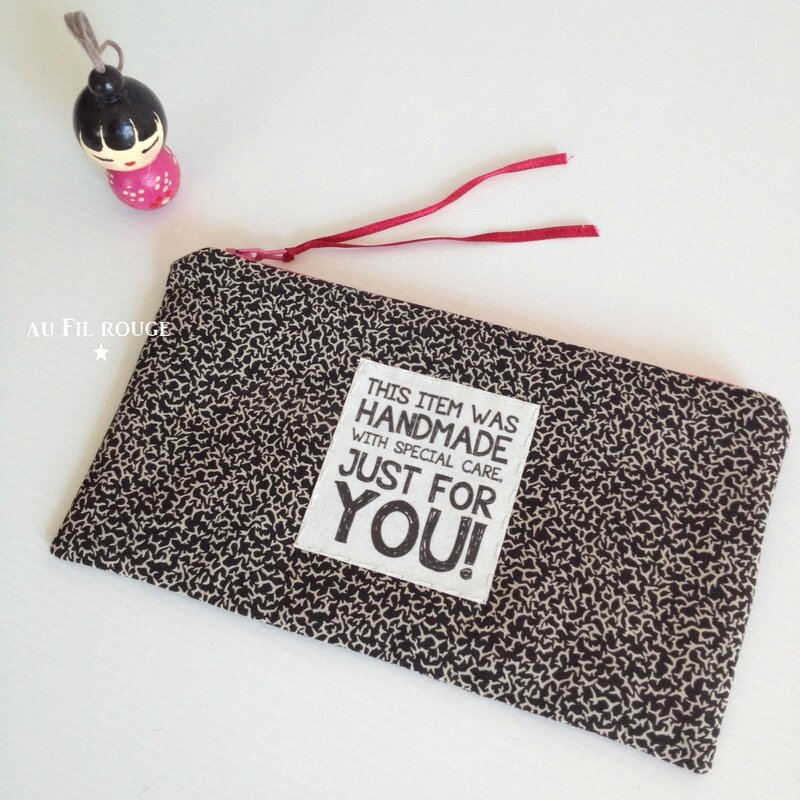 Trousse Just for you