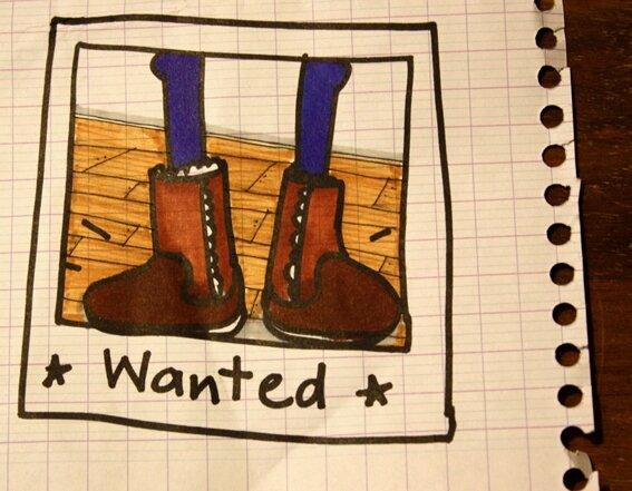 Wanted hotfeet