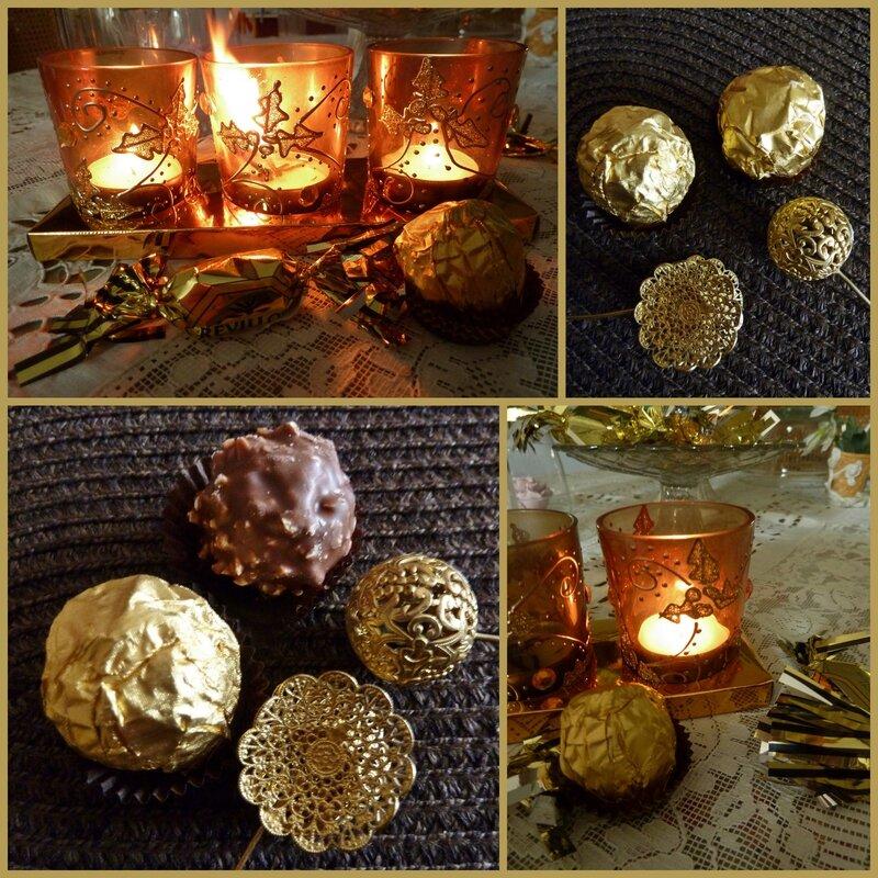ronde or et chocolat 2