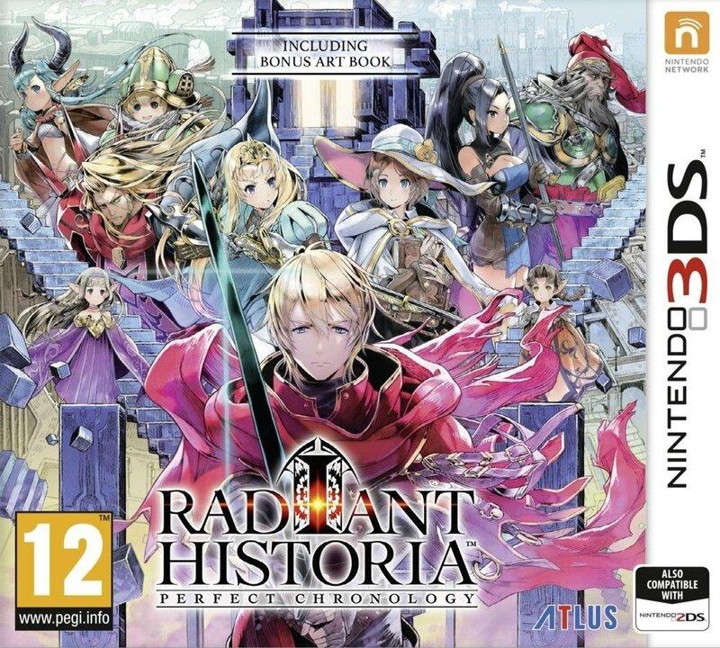 Ridant Historia 3DS