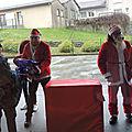Noël à l'école maternelle de saint-gence