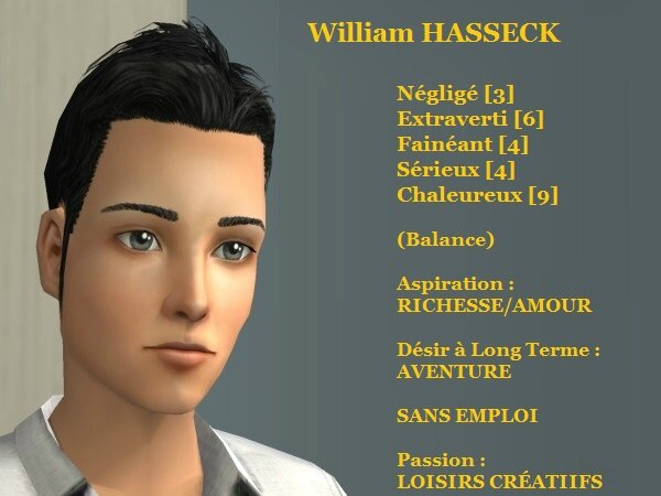 William HASSECK