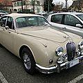 Jaguar mk2 3.4, 1959 à 1967
