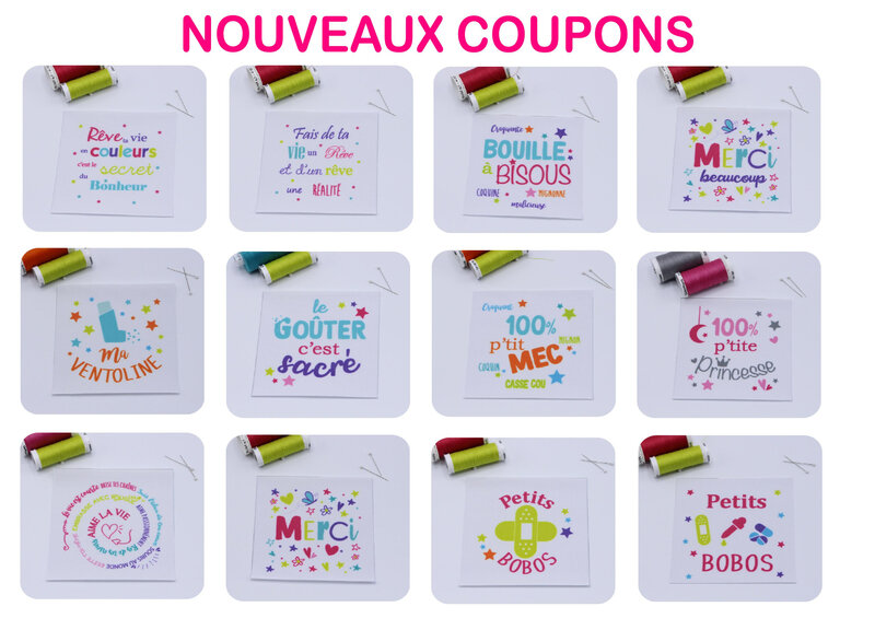 COUPONS (page 1)