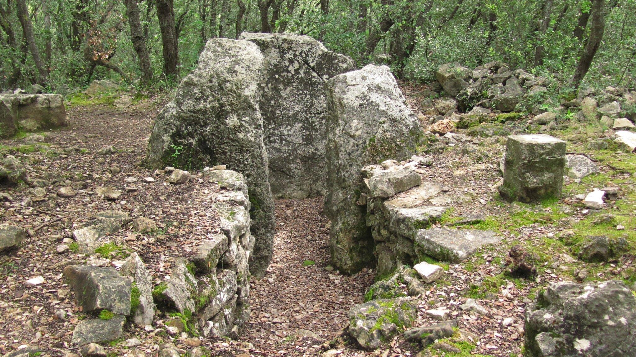 dolmen Pey Cervier (3)