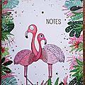 Deux nouveaux cahiers édités par cartes d'art