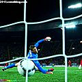 Cristiano ronaldo this is a player who is good on the kick stop this is a player who is good head