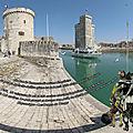 Du port de commerce dit aliénor d'aquitaine à la création du port la rochelle – pallice déclaré d'utilité publique en 1880