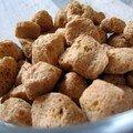 Soja texturé (ou protéines de soja)