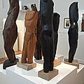Le rêveur de la forêt, au musée zadkine, à paris
