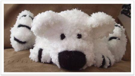 ourson crochet2
