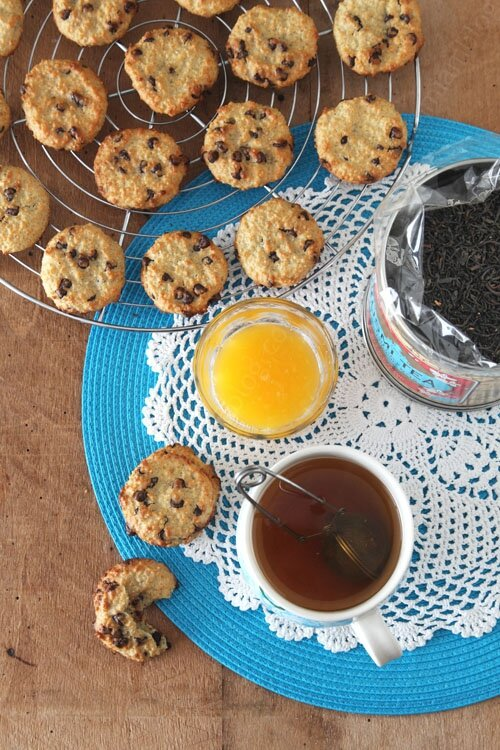 recette simple originale cookies au quinoa 0005 LE MIAM MIAM BLOG