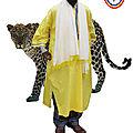 Kongo dieto 3811 : le leopard male de nsuku malombo !