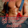 Le pompier et la serveuse de café by terry towers