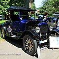 Ford model t runabout de 1925 (37ème internationales oldtimer meeting de baden-baden)